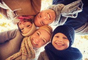 Keeping Family Warm